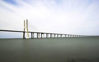 Pont Vasco de Gama pour Pixopolitan