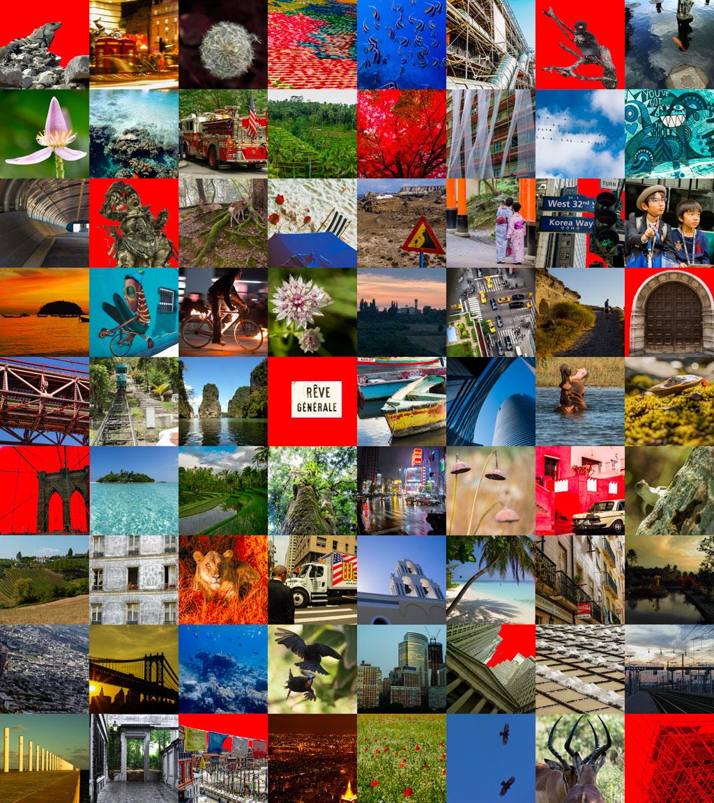 Sampad in red #2
