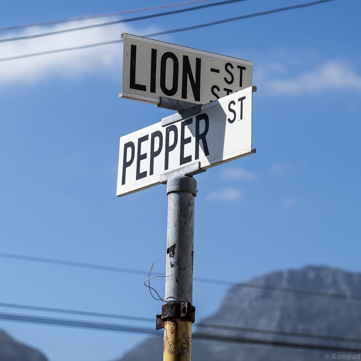 Lion pepper - Cape Town