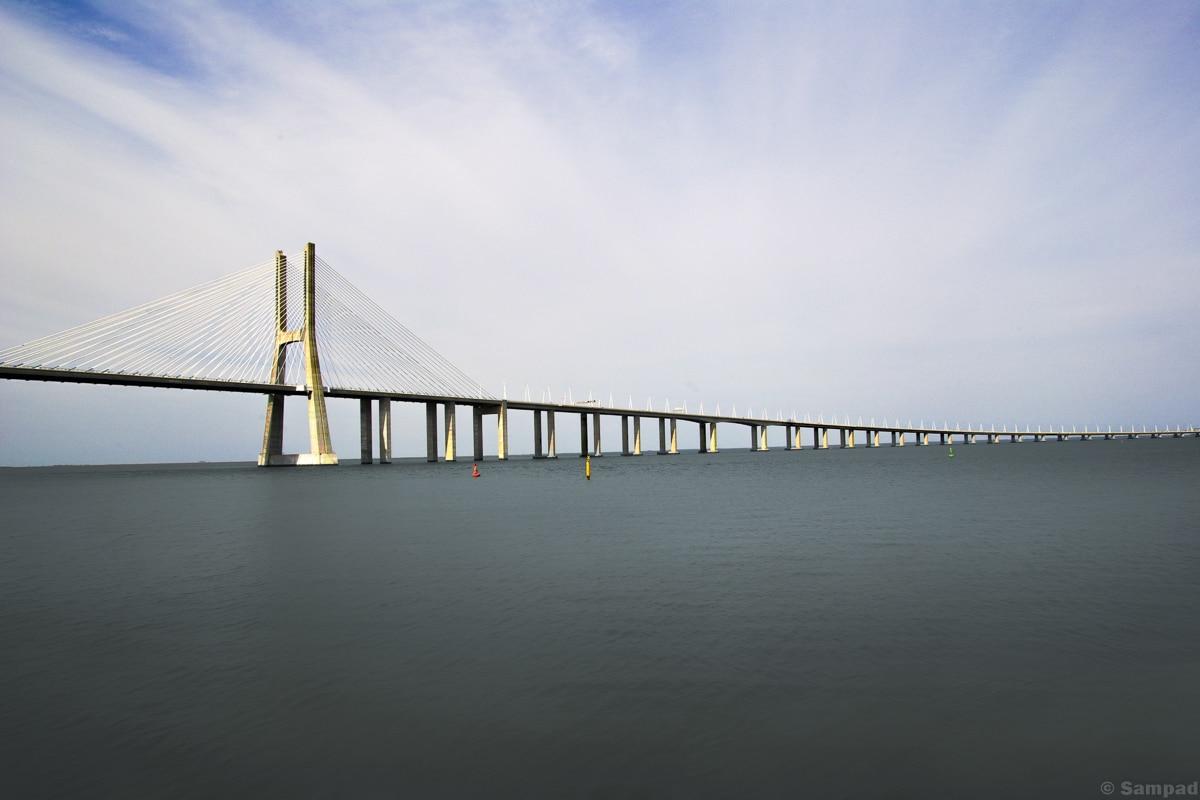 Pon Vasco de Gama - Lisbonne
