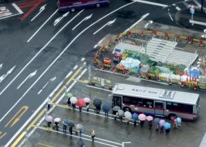Umbrellas et Shibuya