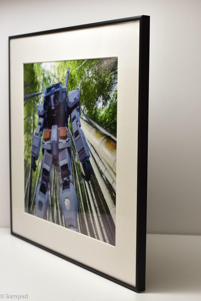 Gundam in the forest #2