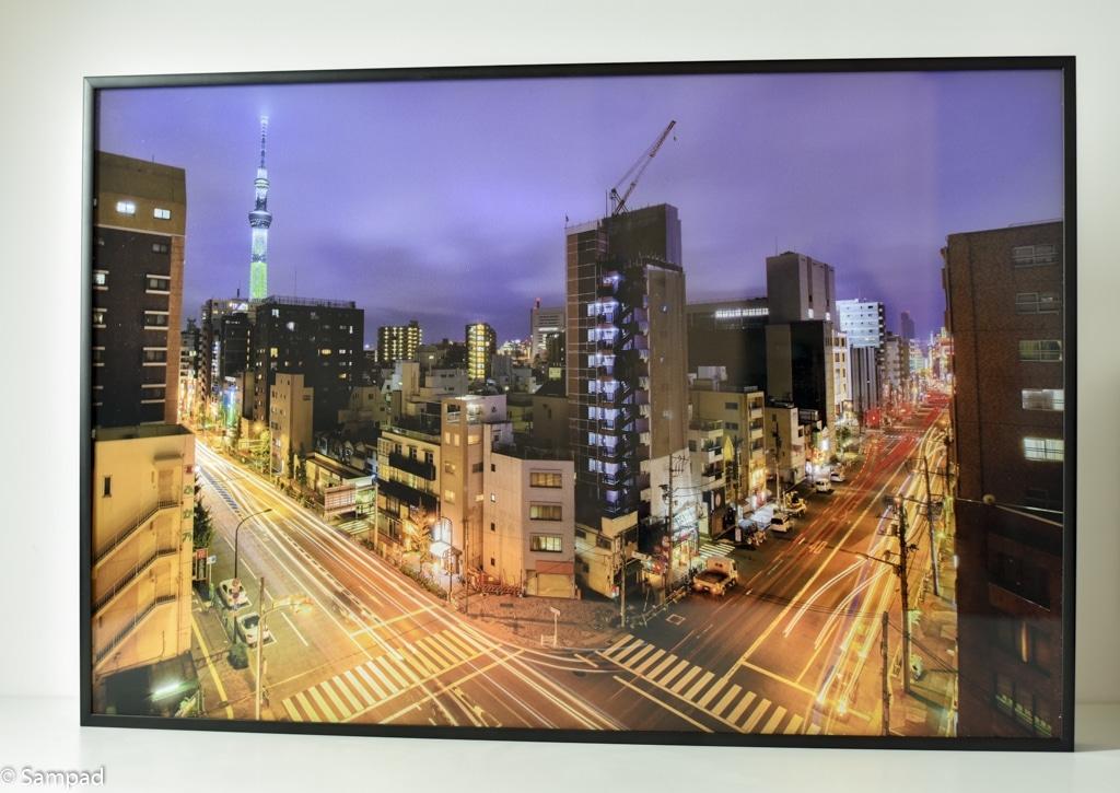 Asakusa crossroad and Tokyo Tower